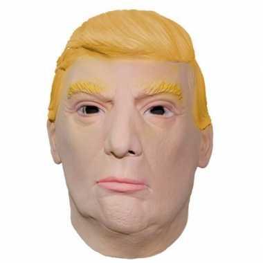 Donald j trump verkleed masker