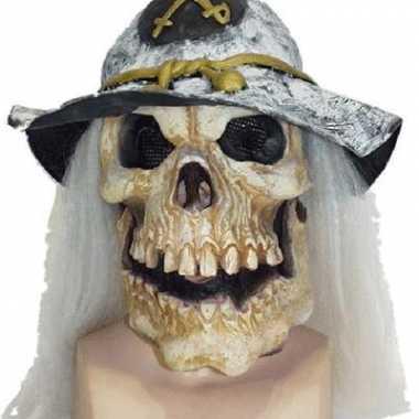 Doodshoofd maskers voor volwassenen