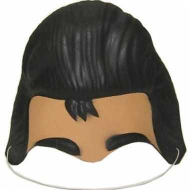 Elvis kuif voor heren masker