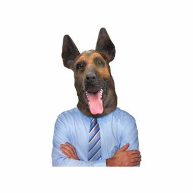 Feest masker hond