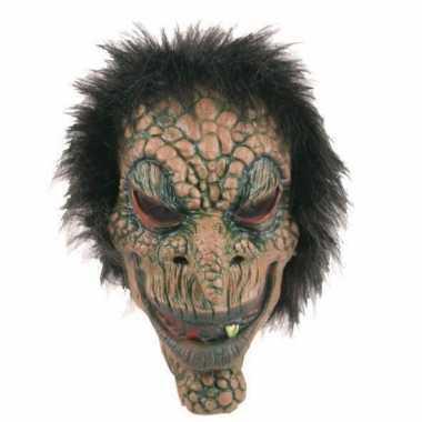Feest masker horror aardman