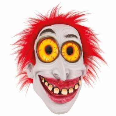 Feest masker horror scary clown