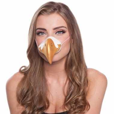Feestneus adelaar voor volwassenen masker