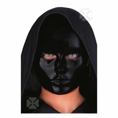 Gezichtsmasker zwart