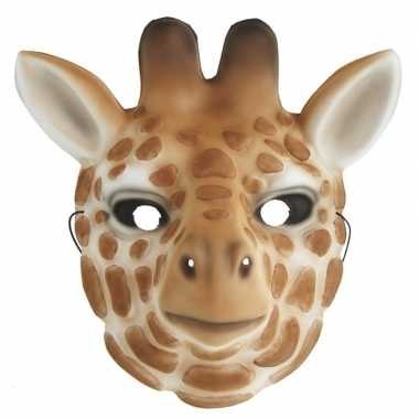 Kindermasker giraffe