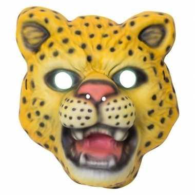Kindermasker luipaard