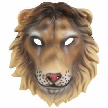 Leeuwen masker voor kinderen