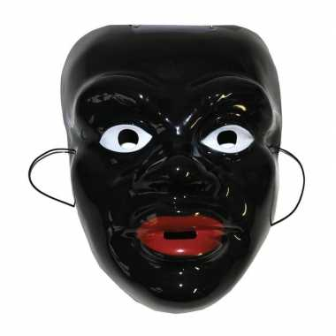 Pietenmasker van plastic