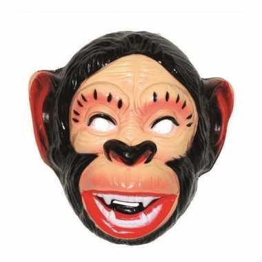 Plastic apen masker met elastiek