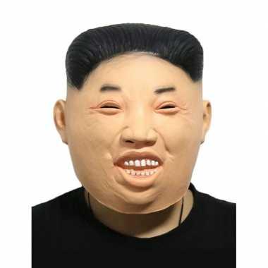 President kim yong un masker voor volwassenen