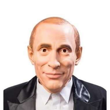 Presidenten maskers verkleed accessoire