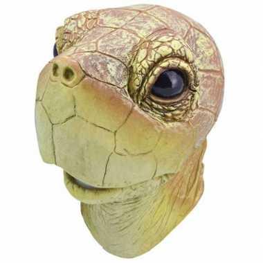 Rubberen schildpadden maskers