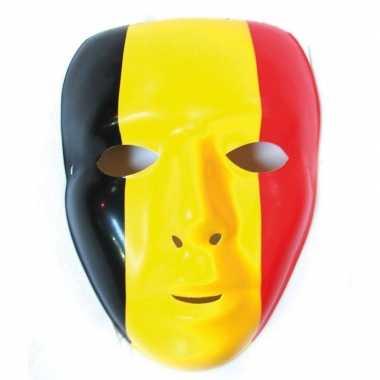 Supporters masker Belgie