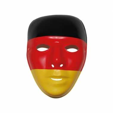 Supporters masker Duitsland