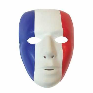 Supporters masker Frankrijk