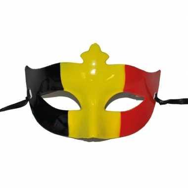 Supporters oogmasker Belgie