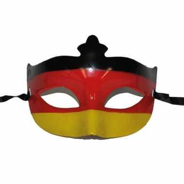 Supporters oogmasker Duitsland
