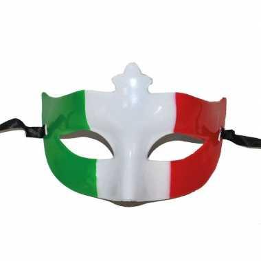 Supporters oogmasker Italie