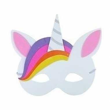 Unicorn oogmasker foam type 1