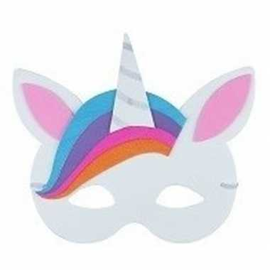 Unicorn oogmasker foam type 2