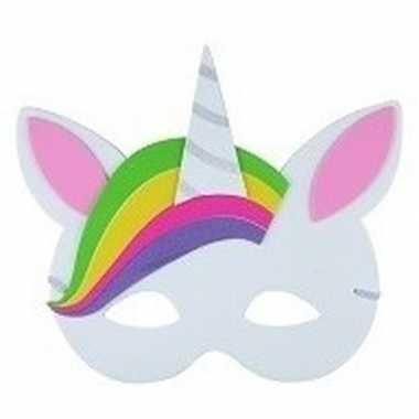 Unicorn oogmasker foam type 3