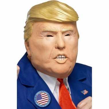 Usa presidenten masker donald trump