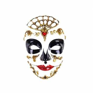 Wandversiering masker day of the dead