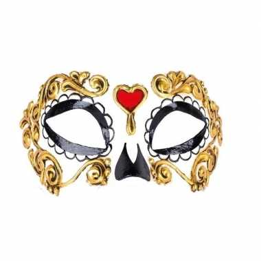 Wandversiering oogmasker day of the dead