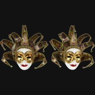 Wandversiering Tarot masker