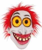 Feest masker horror scary clown